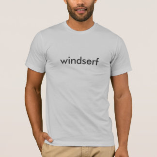 Camiseta t-shirt do windserf