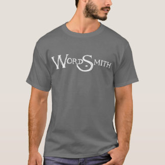 Camiseta T-shirt do WordSmith