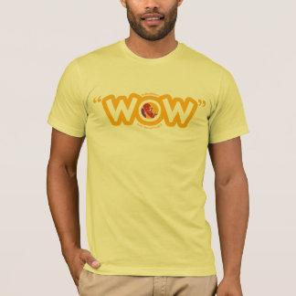 "Camiseta T-shirt do ""wow"""