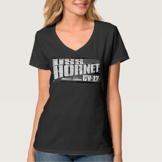 Camiseta T-shirt do zangão do porta-aviões