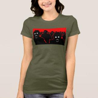 """Camiseta """"T-shirt do zombi da horda"""""""