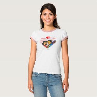 Camiseta T-shirt doce 2 do mel