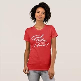 Camiseta T-shirt dos aborrecedores dos deus abençoe