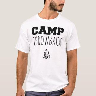 Camiseta T-shirt dos ALUNOS da reminiscência do acampamento