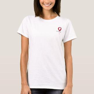 Camiseta T-shirt dos amigos de Daxton fêmea oficial