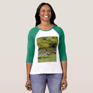 Camiseta T-shirt dos animais das mulheres