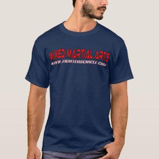 Camiseta T-shirt dos azuis marinhos do Muttahida