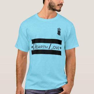 Camiseta T-shirt dos azul-céu