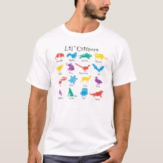 Camiseta T-shirt dos bichos de Lil