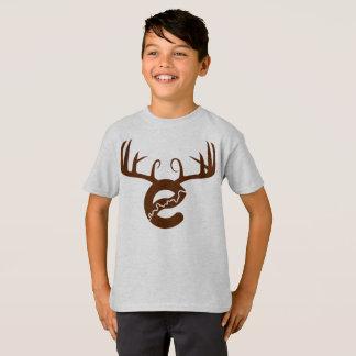Camiseta T-shirt dos cervos de Yeg