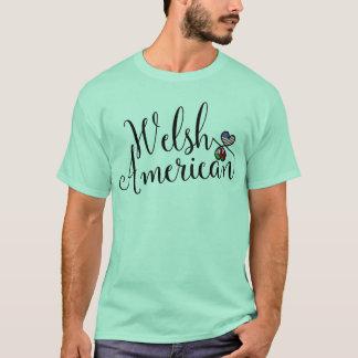 Camiseta T-shirt dos corações de Entwinted do americano de