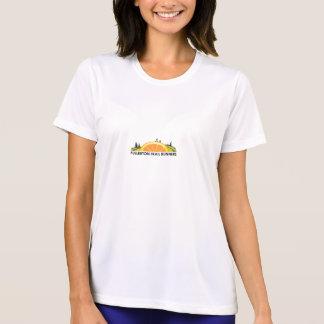 Camiseta T-shirt dos corredores da fuga de Fullerton
