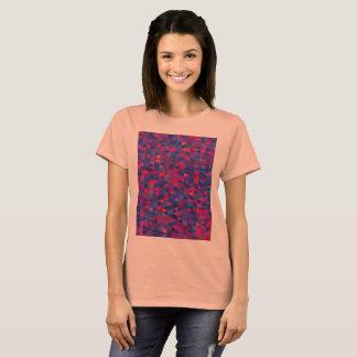 Camiseta T-shirt dos desenhistas com triângulos