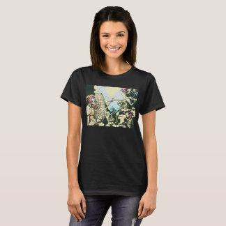 Camiseta T-shirt dos diabretes do lutador v