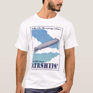 Camiseta T-shirt dos DIRIGÍVEIS