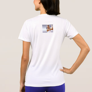 Camiseta T-shirt dos esportes
