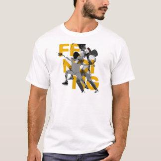 Camiseta T-shirt dos esportes: Cerco
