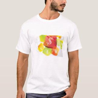 Camiseta T-shirt dos estrangeiros