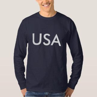 Camiseta T-shirt dos EUA