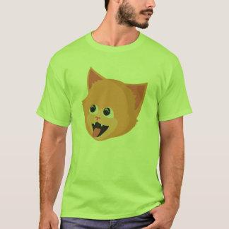 Camiseta T-shirt dos fatos do gato