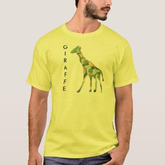 Camiseta T-shirt dos girafas