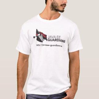 Camiseta T-shirt dos guardiães de Java EE