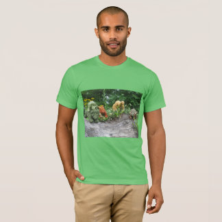 Camiseta T-shirt dos herbívoros do verão