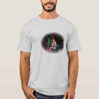 Camiseta T-shirt dos homens