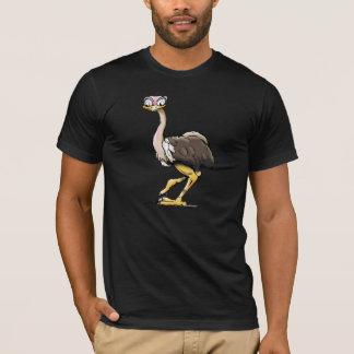 Camiseta T-shirt dos homens da avestruz