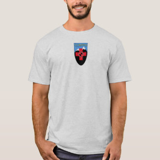 Camiseta T-shirt dos homens de COMPAS, cores múltiplas