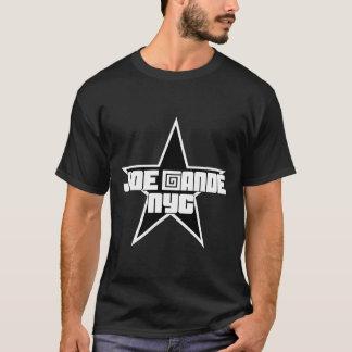 Camiseta T-shirt dos homens de Joe Gande NYC