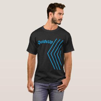 Camiseta T-shirt dos homens de QuidsUp
