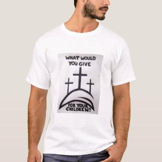 Camiseta T-shirt dos homens do 3:16 de John