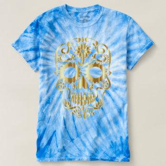 Camiseta T-shirt dos homens do crânio de Diâmetro De Los