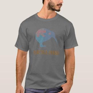 Camiseta T-shirt dos homens do quivi de Auckland
