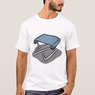 Camiseta T-shirt dos homens do tamborete do verão