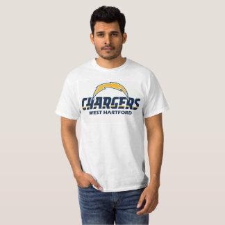Camiseta T-shirt dos homens dos carregadores de WHYFL