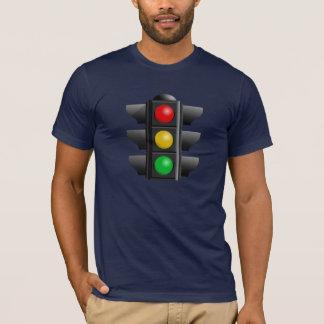 Camiseta T-shirt dos homens dos sinais