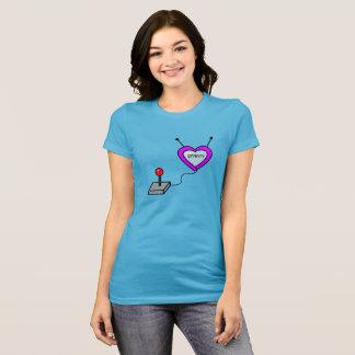 Camiseta T-shirt dos jogos de amor