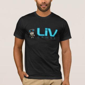 Camiseta T-shirt dos jogos de Liv