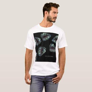 Camiseta T-shirt dos lábios de METALOCRYSTAL