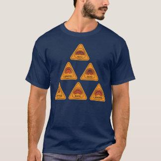 Camiseta T-shirt dos lábios de Redhorse