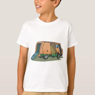 Camiseta T-shirt dos meninos de Campervan