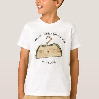 Camiseta T-shirt dos meninos de Tacocat