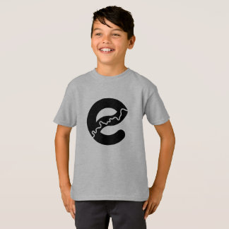 Camiseta T-shirt dos meninos do rio de Edmonton