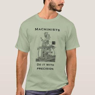 Camiseta T-shirt dos operadores