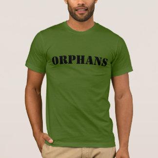 Camiseta T-shirt dos órfão