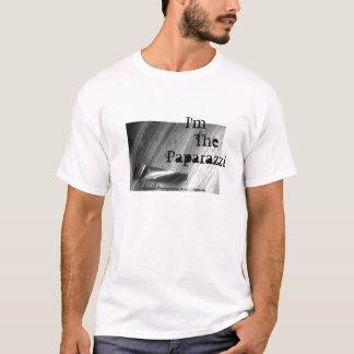 Camiseta T-shirt dos paparazzi
