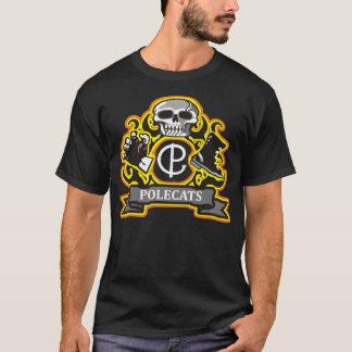 Camiseta T-shirt dos Polecats do acelerador a fundo