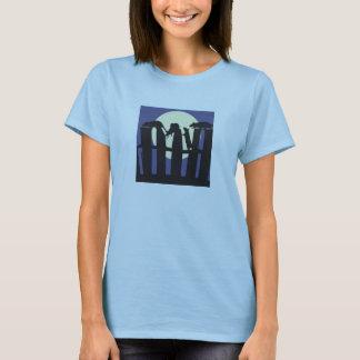 """Camiseta """"T-shirt dos ratos da meia-noite"""""""